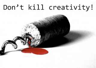 don't kill creativity