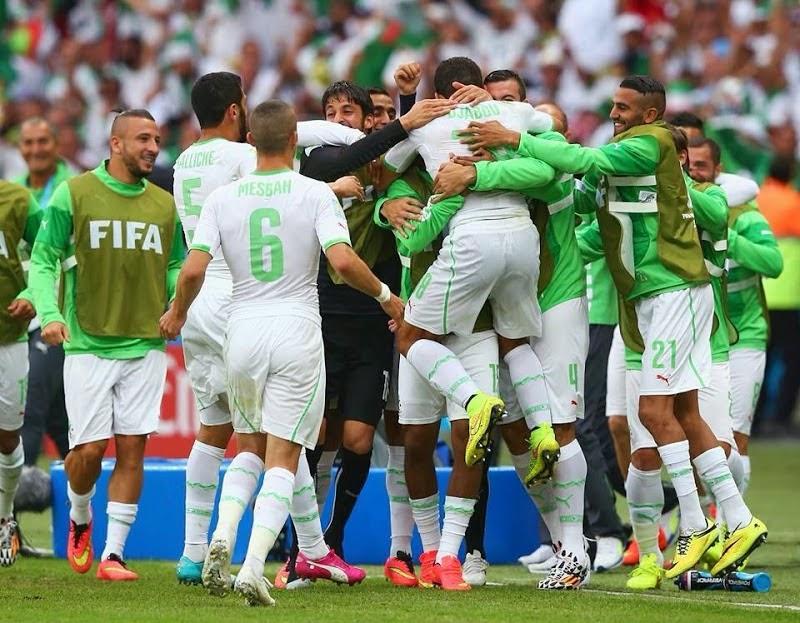 منتخب الجزائر يصل اليوم إلى قطر