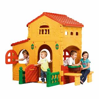Niños, Diversión Segura, Casas