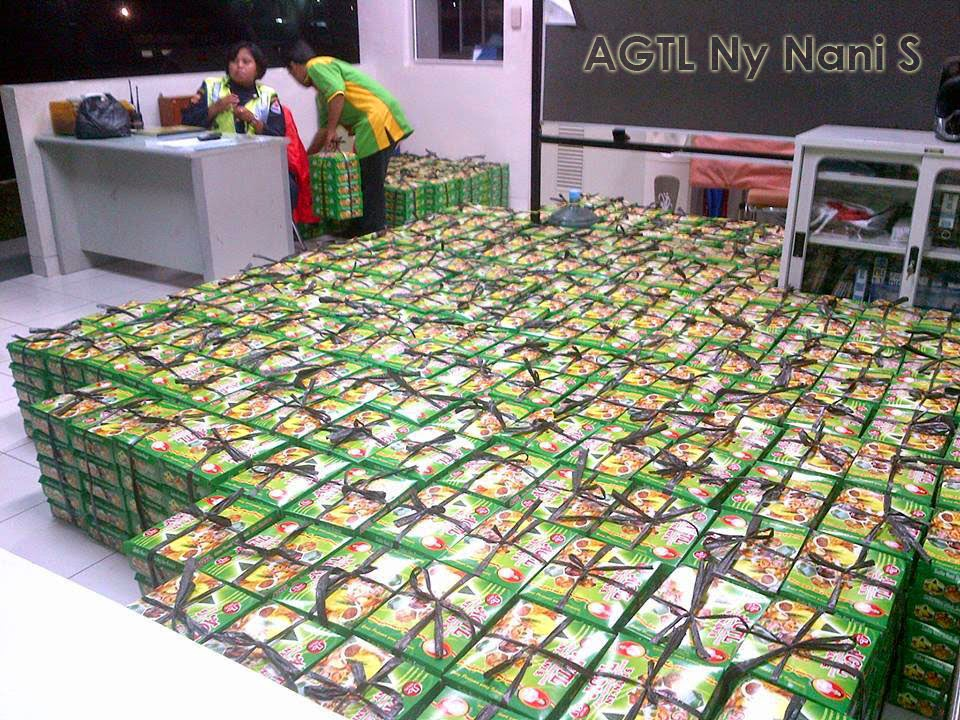 AGTL Ny Nani S jasa catering terpercaya di Jakarta