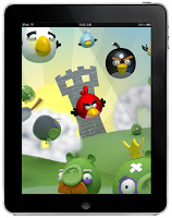 Angry Bird iPad and iPad 2 wallpapers Preview