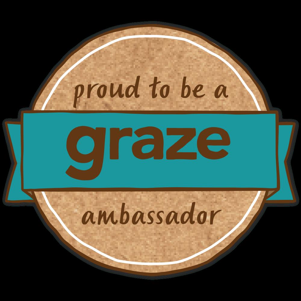 I'm a Graze Ambassador