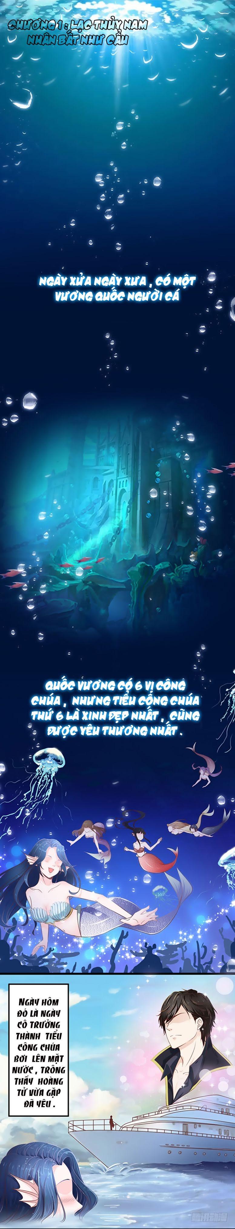 Thâm Hải Chi Ca – Chap 1