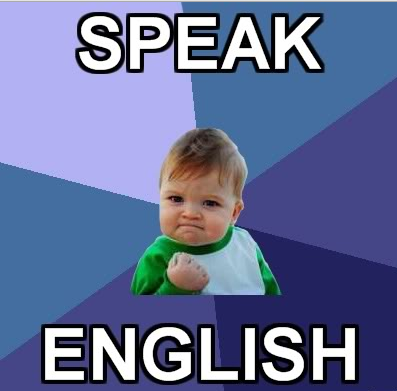 Improve written english