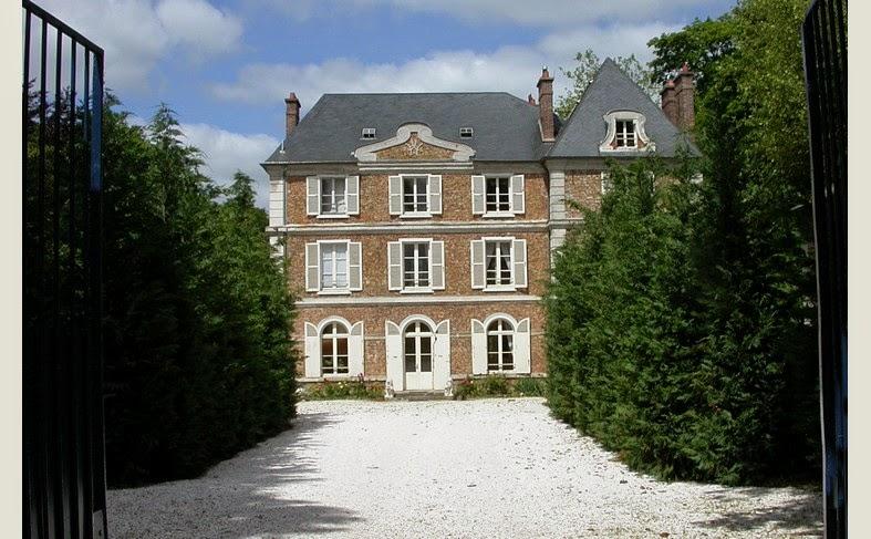 le chteau de la bucaille - Chateau De Valnay Mariage