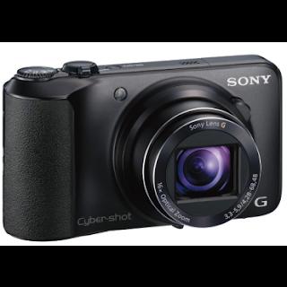 Sony cybershot H90
