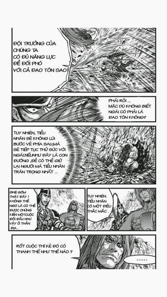 Hiệp Khách Giang Hồ Chap 452 - Trang 25