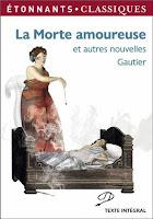 Théophile Gautier - La Morte amoureuse et autres nouvelles
