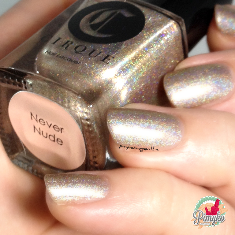 "pimyko ""never nude"" by Cirque"