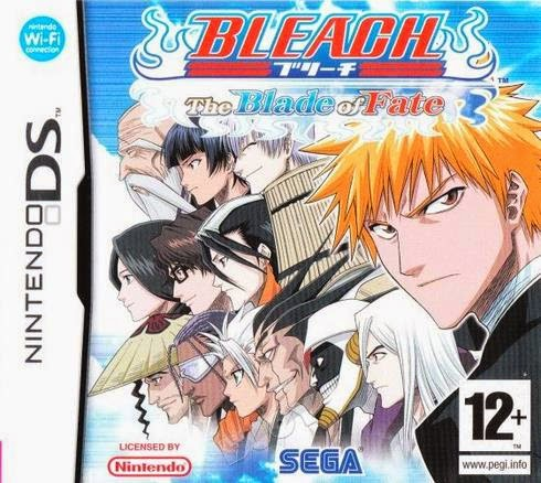 Bleach – The Blade of Fate (Español) (Nintendo DS)