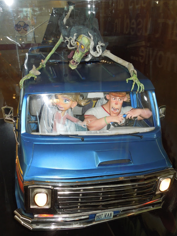 ParaNorman zombie stop-motion puppets
