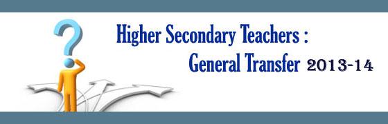 HSST General Transfer