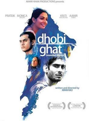 Dhobi Ghat (2011) DVD Rip 600 MB dvd cover, dhobi ghat dvd cover poster, dhobi ghat poster