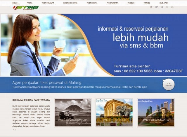 Website Agen Tiket Pesawat Turrima-Ticket.Com