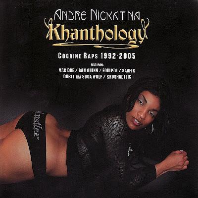 Andre Nickatina – Khanthology: Cocaine Raps 1992-2005 (2xCD) (2006) (320 kbps)