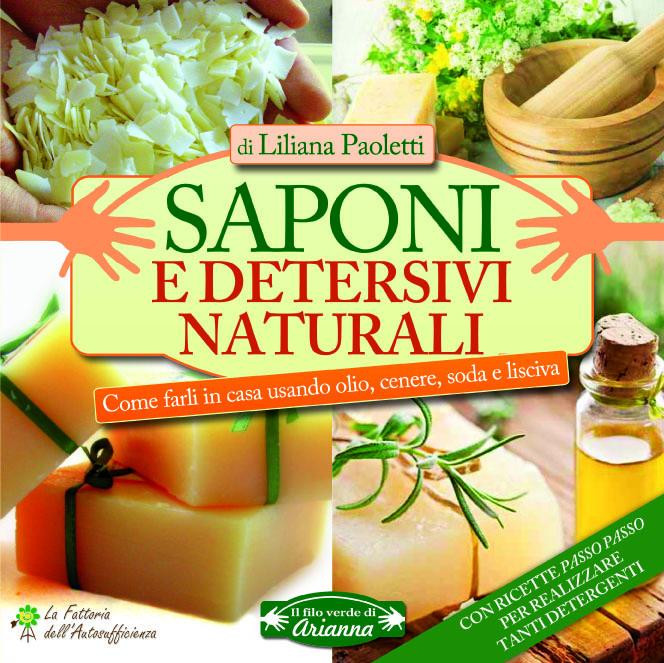 La regina del sapone il mio libro - Detergenti naturali facuti in casa ...