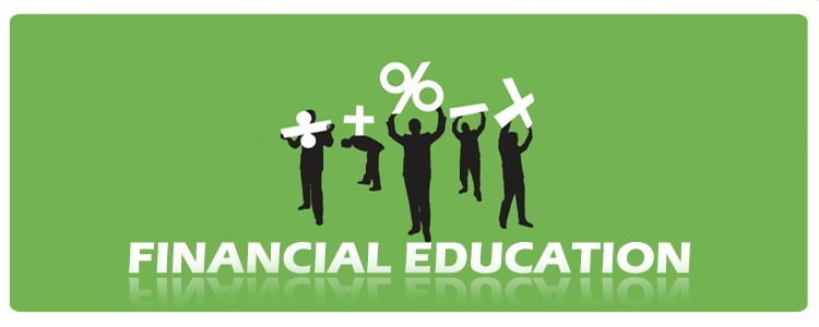 financial education Financial literacy is the education and understanding of various financial areas including topics related to managing personal finance, money and investing.
