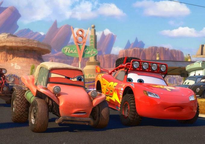 Radiator Springs 500 1/2 animatedfilmreviews.filminspector.com