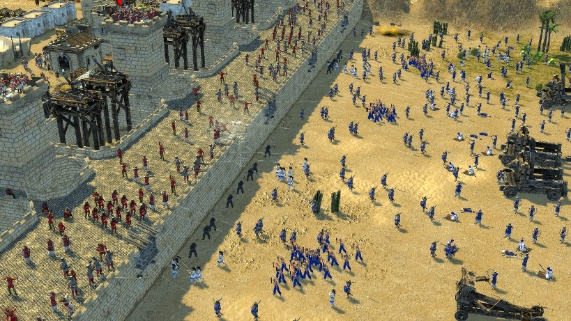 Download Stronghold Crusader 2-CODEX Full Free PC Games