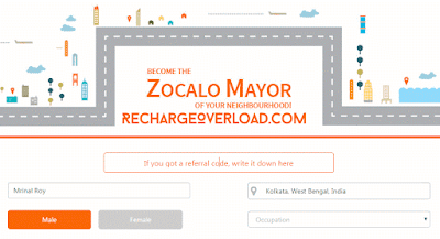 Zocalo refer and earn unlimited gift vouchers