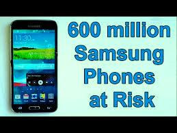 Samsung security flaws leave 600 million Android users vulnerable to simple keyboard hack