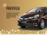 Mobil Honda Mobilio Prestige Bandung