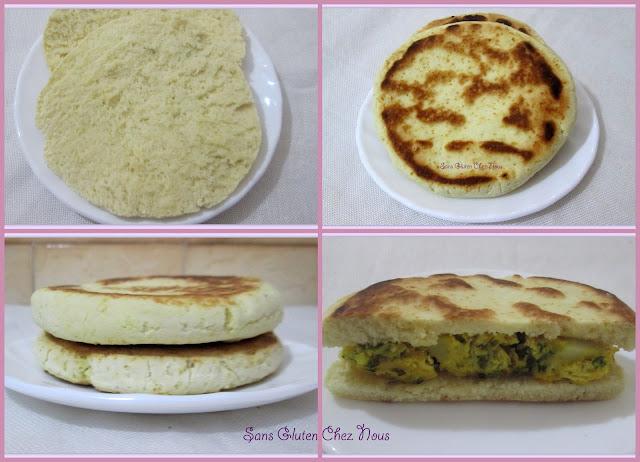 Sans gluten en tunisie pain rapide sans gluten sans oeufs - Recette pain levure chimique ...