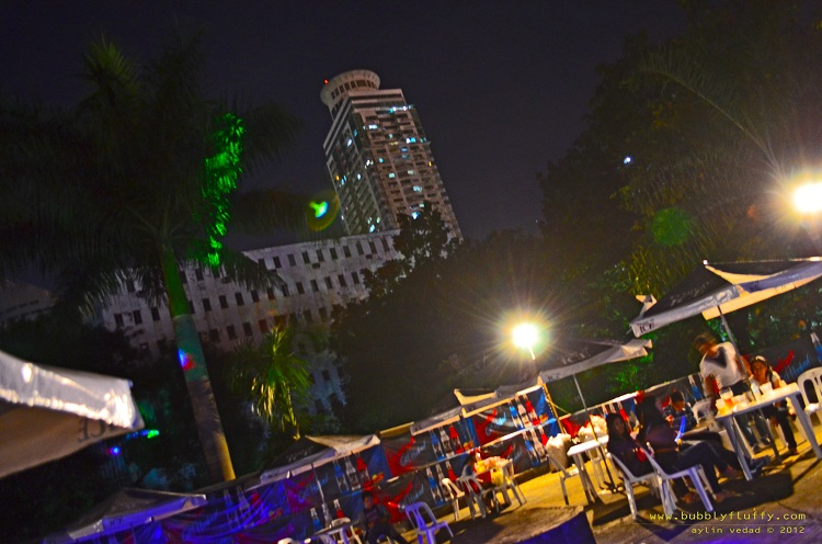 Café Lupe at the Park – A Good Place to Chillax and Have Fun.