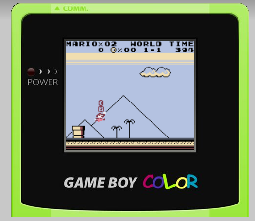 Tenia ganes de tornar a jugar al Super Mario Land el primer, el