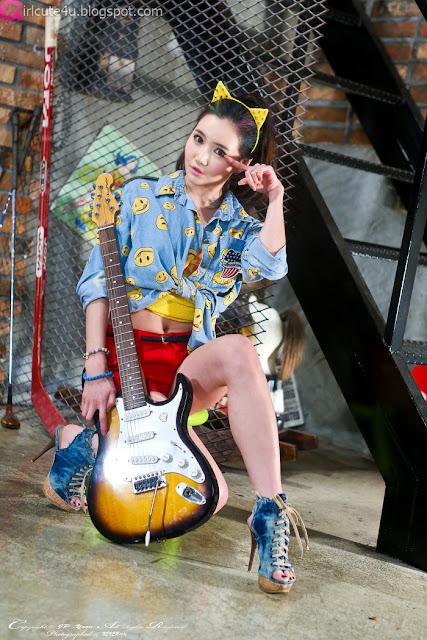 3 Han Ga Eun - very cute asian girl - girlcute4u.blogspot.com