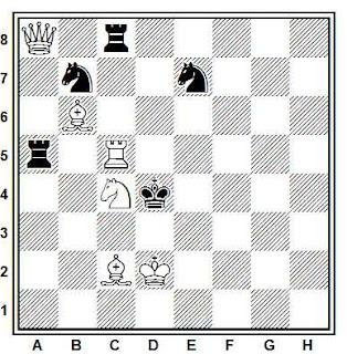 Problema de ajedrez 852