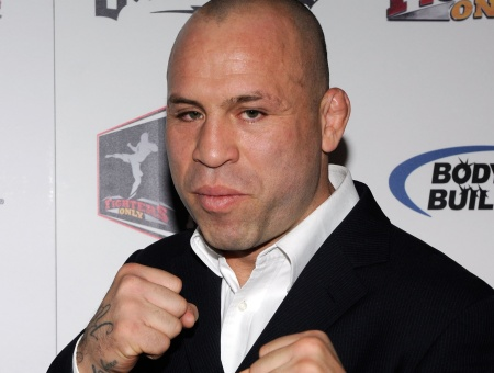wanderlei silva ufc mma fighter red carpet picture