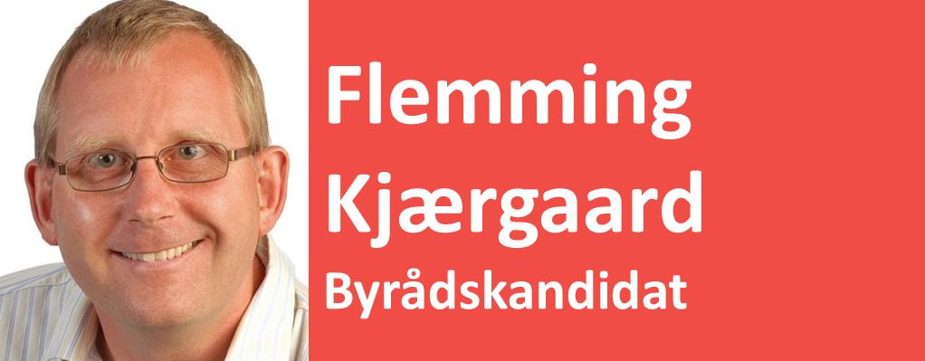 Flemming Kjærgaard Byrådskandidat