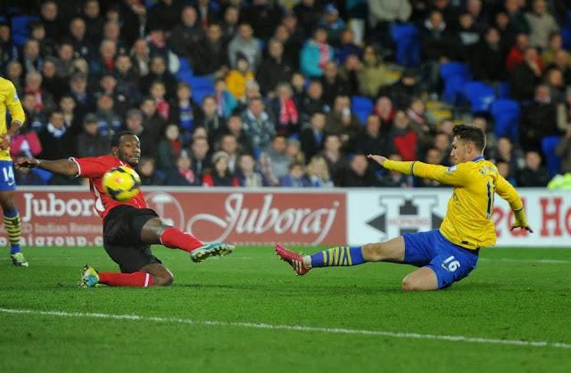 Ramsey 2nd Goal