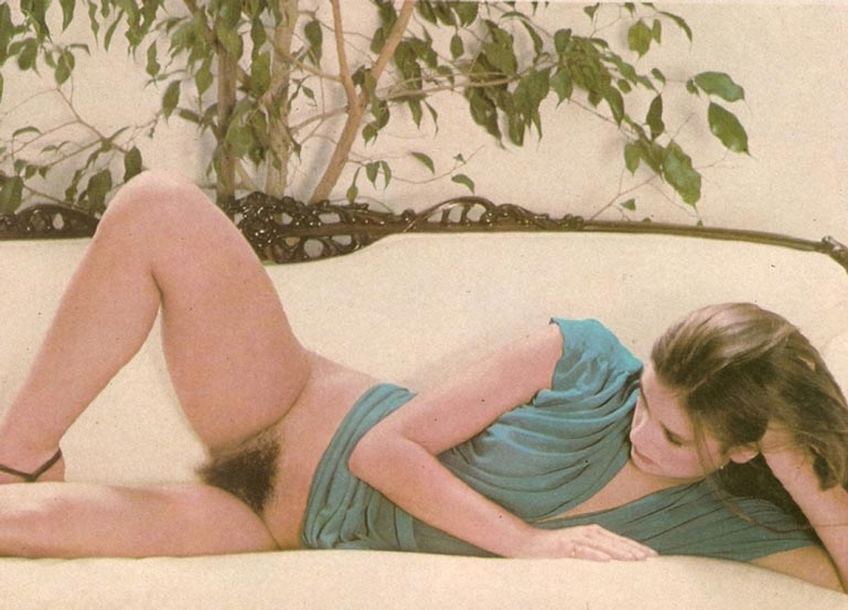 demi moore hairy bush