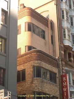 Fourth storey detail