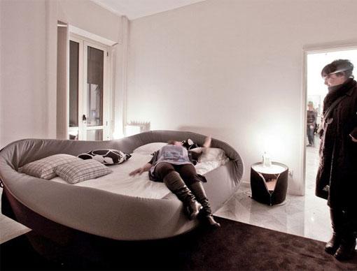 Dise o de camas con estilo para dormitorios modernos por - Camas para jovenes modernas ...