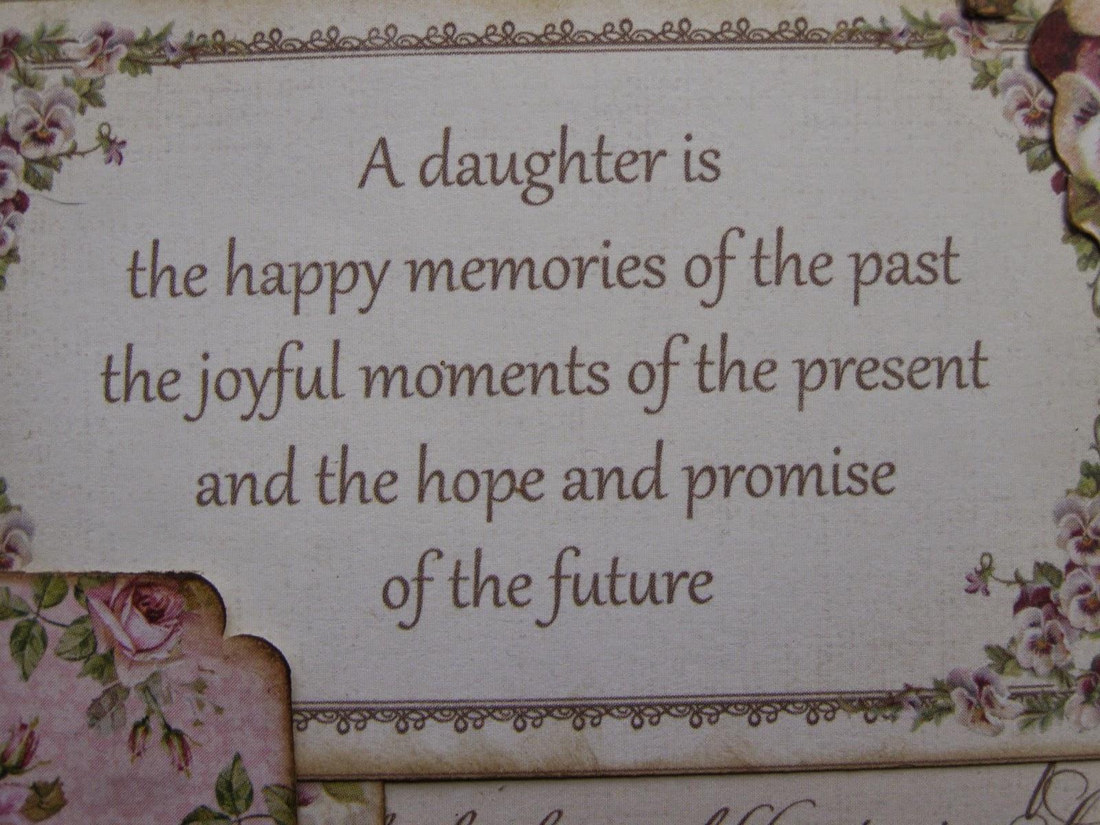 gefeliciteerd mijn lieve dochter