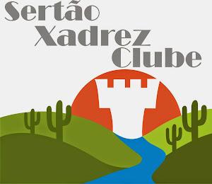 Logo Sertão xadrez clube