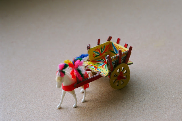 Carretta, sicilian cart, folk art, sicily