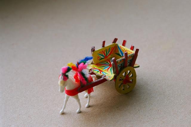 Carretta, sicilian cart, folk art, sicily