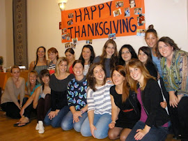 Thanksgiving In October With Friends In Budapest