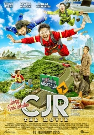 CJR The Movie Lawan Rasa Takutmu