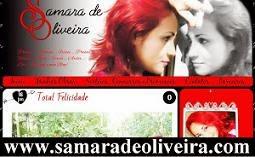 Escritora Samara de Oliveira