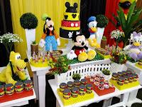 Decoração infantil Mickey Porto Alegre provençal