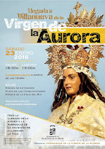 Llegada Virgen de la Aurora