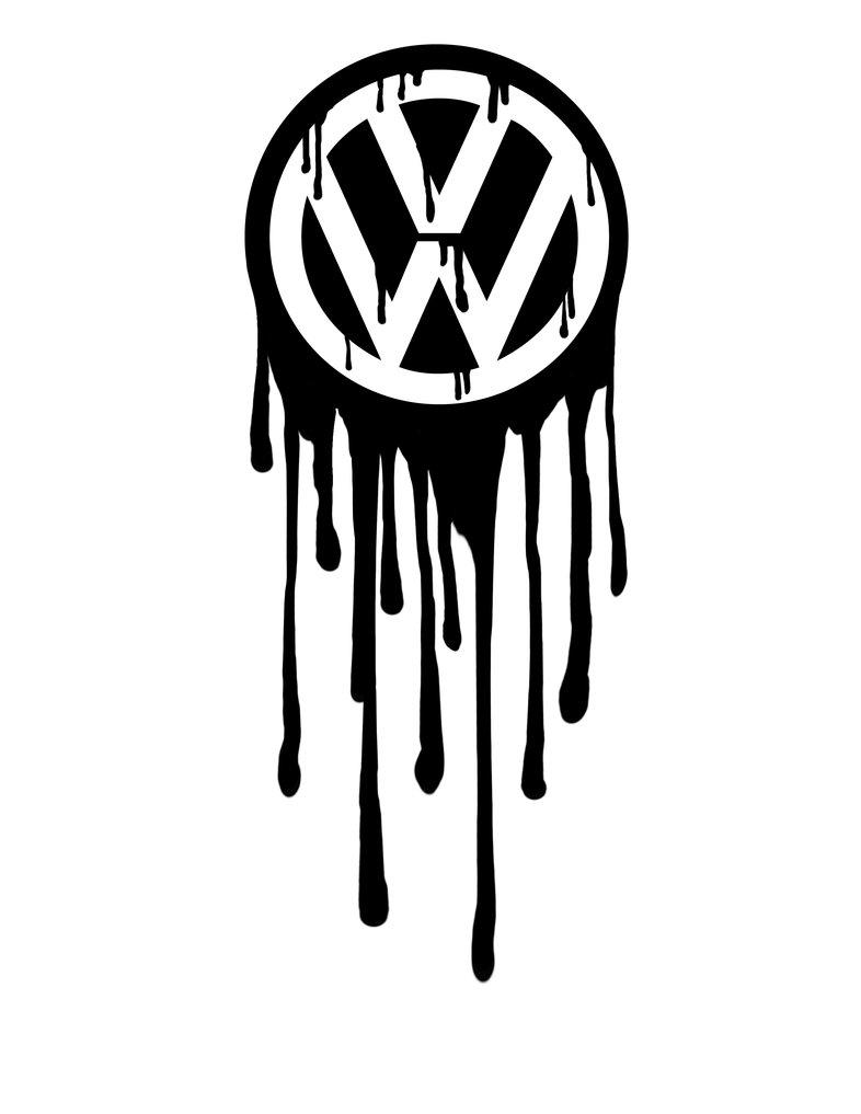 Cool VW Logo