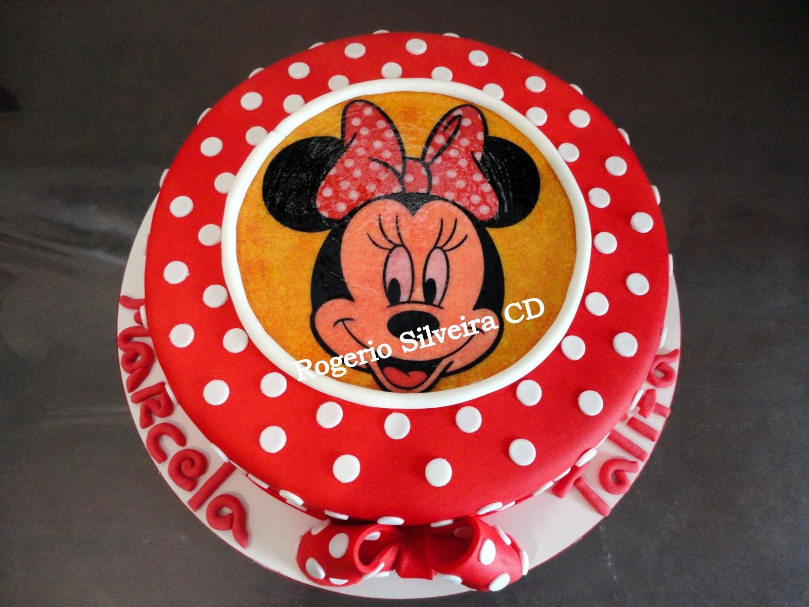 Bolo Minnie  2