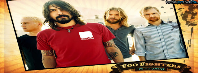portadas de la banda foo fighters