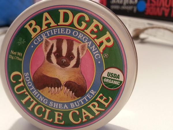Badger : le baume pas blaireau